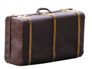 maleta para el viaje