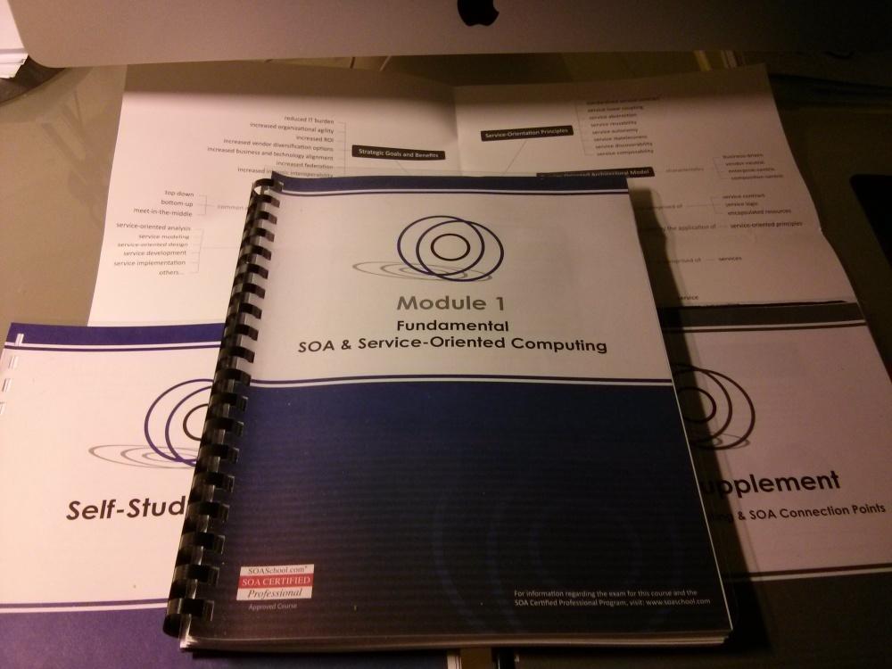 Certificación SOA School (2/2)