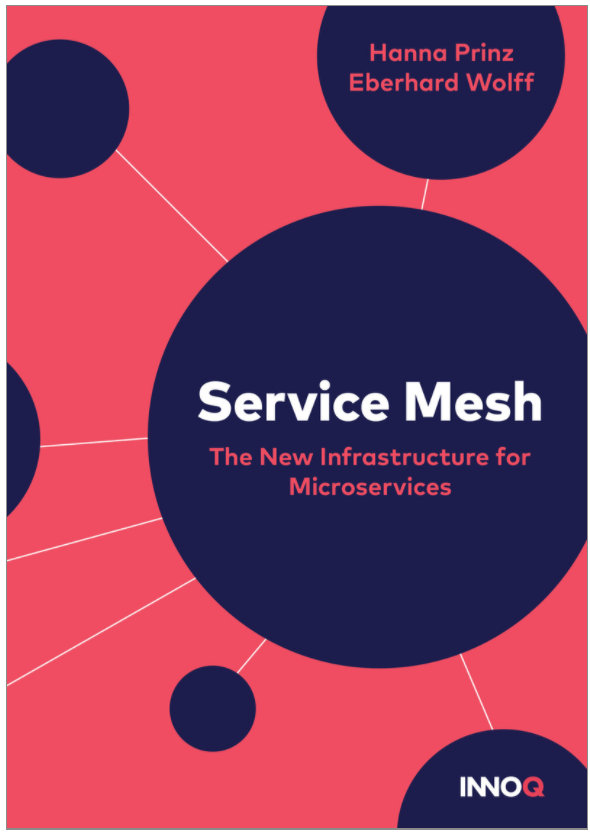 Hanna Prinz  Eberhard Wolff  Service Mesh  The New Infrastructure for  Microservices  MOQ